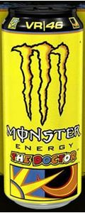 MONSTER-ENERGY DRINKS THE DOCTOR 500ml