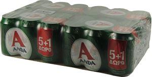 ALFA ΚΟΥΤΙ 4Χ6X330ml